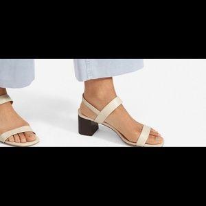 Everlane Blocked Sandal